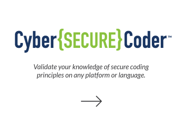 Validate your knowledge of secure coding principles on any platform or language.