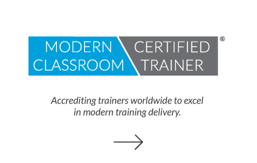 Accrediting trainers worldwide to excel in modern training delivery.