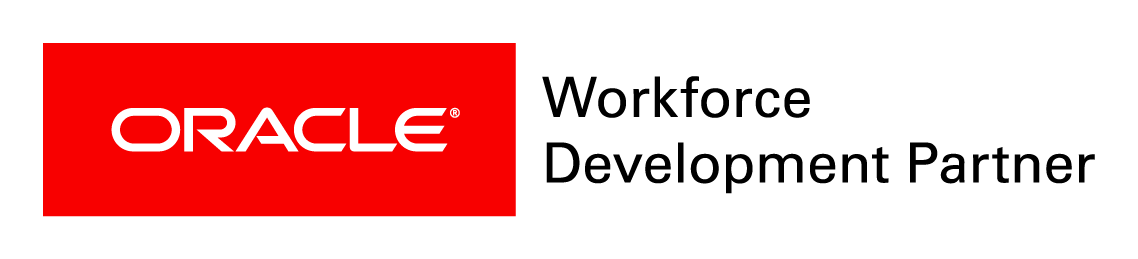 Oracle Workforce Development Partner Header